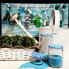 #MandarinaHome #Mandarina #regadera #azul #cuadro #cesta #mimbre #bote #cuadros #cuadro #lienzo #primavera #primavera2015 #planta #decoración #regalo