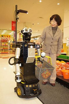 humanoid robot old people - Google zoeken