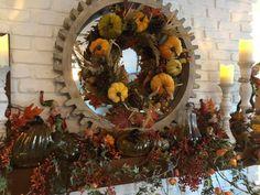 Autumn, Fall, Christmas Wreaths, Holiday Decor, Home Decor, Decoration Home, Fall Season, Fall Season, Room Decor