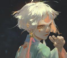 Anime Art Girl, Manga Art, Pretty Art, Cute Art, Drawn Art, Pretty Drawings, Wow Art, Digital Art Tutorial, Fanarts Anime