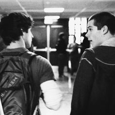 Scott and Stiles have the best friendship ive ever seen! Description from pinterest.com. I searched for this on bing.com/images
