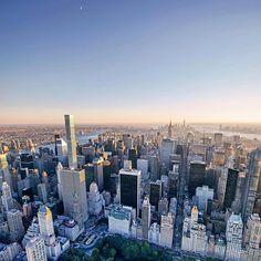 New York City Feelings - NYC by @thewilliamanderson   @flynyon @nyonair