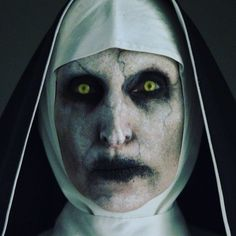 Image result for evil nun costume