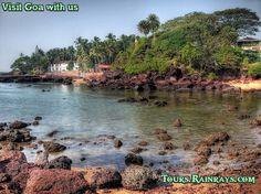 Tourist Attraction India: Dona Paula Beach Goa | a best tour operator india