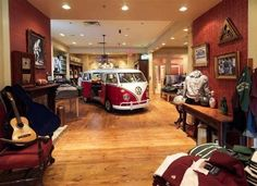 Now that's a Store #VW