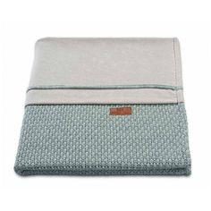 Bettwäsche Robust Stone Green   - Material: 40% Baumwolle, 60% Acryl  - Maße: 100 x 135 cm  - Farbe: Stone Green  - Maschinenwäsche: bei 40 °C