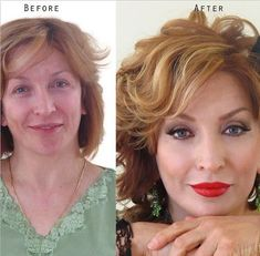 What Makeup Can Really Do - Before and After Pictures (2)