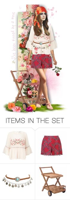 """""""Gypsy Rose"""" by tracireuer ❤ liked on Polyvore featuring art"""