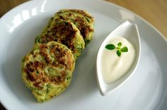 Eat Drink Play London: Courgette & Chilli Fritters