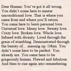 dear human #powerful