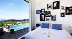 Tantalizing Villa Belle set hillside in Koh Sumai