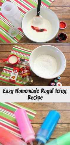 easy royal icing recipe Learn how to make icing with this easy recipe for Royal Icing. - Learn how to make icing with this easy recipe for Royal Icing. Great to use with Learn how - Rainbow Sugar Cookies, Pumpkin Sugar Cookies, Gluten Free Sugar Cookies, Sugar Cookie Icing, Royal Icing Recipe With Egg Whites, Royal Icing Cookies Recipe, Easy Royal Icing Recipe, Smooth Icing, How To Make Icing