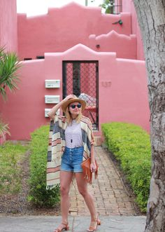 Miami, Florida: Fringe Accessories for Spring with @solesociety