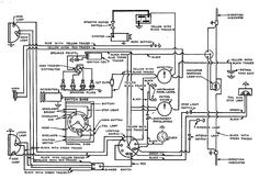 Wiring diagram for 59 Workmaster 601 Yesterday s
