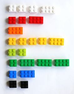 DIY Portable LEGO Kit with 24 Free Printable Activity Cards from Fun at Home with Kids printables kids activities, lego