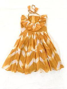 Girls Frock Design, Kids Frocks Design, Baby Frocks Designs, Baby Dress Design, Cotton Frocks For Kids, Frocks For Girls, Dresses Kids Girl, Frock Patterns, Baby Girl Dress Patterns