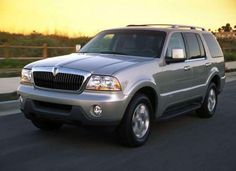Lincoln Aviator Годы выпуска: 2003 - 2005