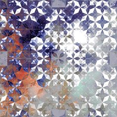 from beginning to being - andy gilmore.  Not really a quilt, but it could be!  Has lots of terrific piecing ideas in a kaleidoscope quilt format.