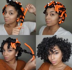 How To Use Flexi Rods on Natural Hair Natural hair models – Hair Models-Hair Styles Cabello Afro Natural, Pelo Natural, Natural Hair Tips, Natural Curls, Rod Set Natural Hair, Natural Hair Journey, Short Natural Hair, Braid Out Natural Hair, Girl Hairstyles