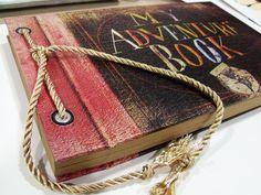 My adventure book Photo album pixar up film adventure book