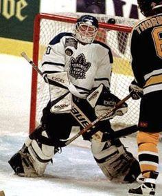 Glenn Healy Hockey Goalie, Hockey Players, Ice Hockey, Nhl, Maple Leafs Hockey, Hockey Room, Goalie Mask, St Louis Blues, Toronto Maple Leafs
