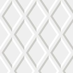 Cole & Son  Pompeian Wallpaper - 95/11061 (€98) ❤ liked on Polyvore featuring home, home decor, wallpaper, backgrounds, effects, white wallpaper, geometric wallpaper, cole & son, white pattern wallpaper and contemporary home decor