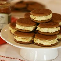 Earth & Vine Provisions Mandarin Pumpkin Cream Cookies Recipe