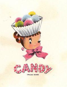 Candy Cane Lady