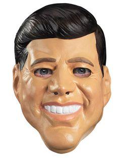 35c5c3781fd0 John F. Kennedy Mask. Halloween MasksHalloween MakeupHalloween Costume ...