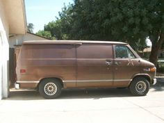 1979 GMC Van dura