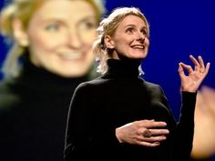 "Today I needed to hear ""Eat, Pray, Love"" author Elizabeth Gilbert talk about her life as a writer during her TED Talk. She talks about the fear of not giving birth to great work after having success with her Eat, Pray, Love book.  I've been feeling this fear with my current book project."