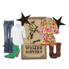 Houston Rodeo...Time to bring out those Cowgirl Boots!