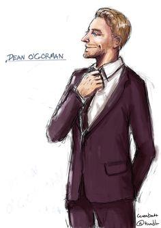 http://whitebat1709.deviantart.com/art/Dean-O-Gorman-355758395