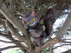 OOAK Cheshire Cat ( by Vladimir Sukhanov ) by Sukhanov on DeviantArt