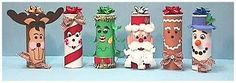 You can make a Nutcracker craft somilar to the other Christmas Pringle Can crafts above:  Materials:  Empty Pringles® Potato Chip can or pap...
