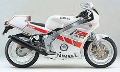 Yamaha FZR400