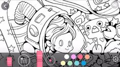 3 cool art tech toys | use the Coco Color stylus to create more than 700 color, style, and size options as you color on the iPad