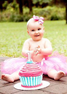 Smash Cake -1st birthday shoot