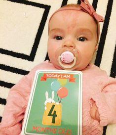 Nola You're 4 Months Old | Teacher2Mummy | Bloglovin'