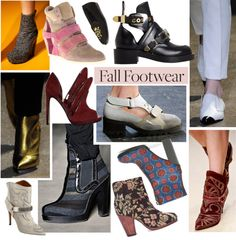 """""""Fall Footwear"""" by polyvore-editorial ❤ liked on Polyvore"""
