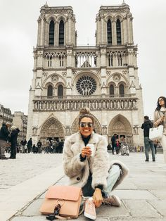 Winter fashion sunglasses in Paris in front of Notre Dame Cathedral discountedsunglas. Source by fashion paris Paris Pictures, Paris Photos, Travel Pictures, Travel Photos, Paris Travel, France Travel, Hotel Des Invalides, Hello Fashion Blog, Paris Girl