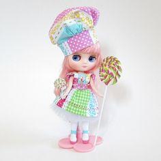 Middie Blythe as a Lollipop Kid