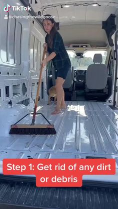 Van Conversion Interior, Camper Van Conversion Diy, Van Interior, Van Conversion Bed Frame, Van Conversion Insulation, Ford Transit Camper Conversion, Van Life, Build A Camper Van, Camper Life