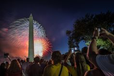 What and where to eat near the Mall on the Fourth of July