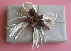 from these hands - Tutorials - Woodland Nature Clip OrnamentTutorial