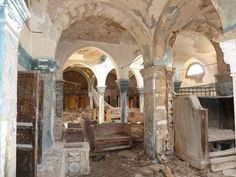 Moknine synagogue, Tunisia
