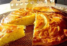 Recette galette des rois à la pomme et à la cannelle (Blog Zôdio)