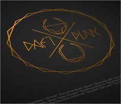 Branding Concept for Daft Punk - Logo Designer