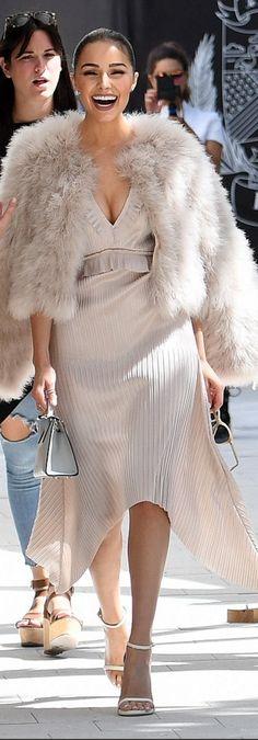 Olivia Culpo: Dress – Givenchy  Shoes – Stuart Weitzman