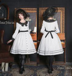 Estilo Lolita, Character Outfits, Lolita Dress, Japanese Fashion, Gothic Lolita, Lolita Fashion, Cute Fashion, Cute Dresses, Cool Outfits